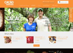 Cacaohunters.jp thumbnail