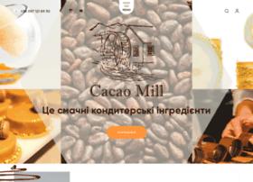 Cacaomill.com.ua thumbnail