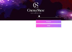 Cacaupicshow.com.br thumbnail