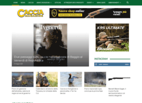 Cacciamagazine.it thumbnail