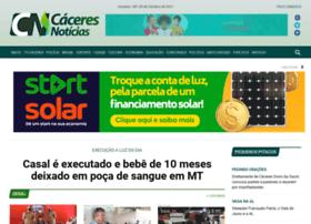 Caceresnoticias.com.br thumbnail