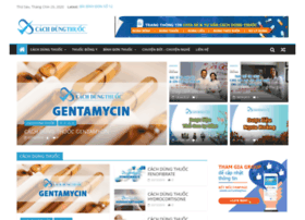 Cachdungthuoc.com.vn thumbnail