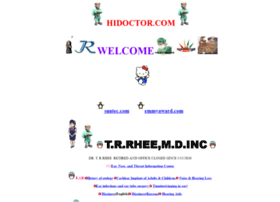 Cachet.hidoctor.com thumbnail