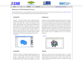 Cad.nic.in thumbnail
