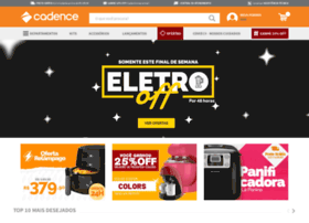Cadence.com.br thumbnail