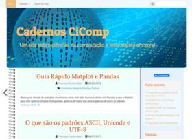 Cadernoscicomp.com.br thumbnail