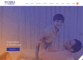 Cadilapharma.com thumbnail