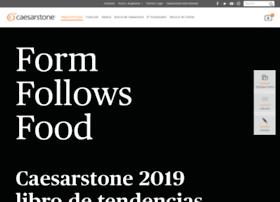 Caesarstone.com.ar thumbnail