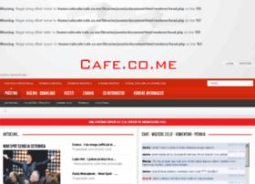 Cafe.co.me thumbnail
