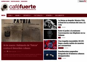 Cafefuerte.com thumbnail