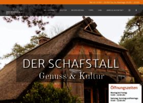 Cafeschafstall.de thumbnail
