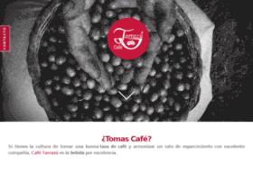 Cafetarrazu.mx thumbnail