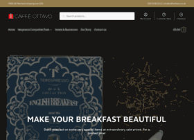 Caffeottavo.co.uk thumbnail