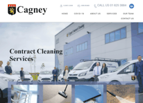 Cagneycontractcleaning.ie thumbnail