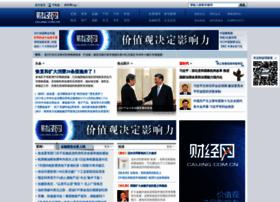 Caijing.com.cn thumbnail