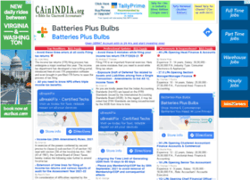 Cainindia.org thumbnail