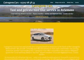 Cairngorm-taxi-aviemore.co.uk thumbnail