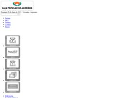 Cajapopular.gov.ar thumbnail