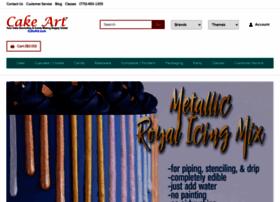 Cake Art Bakery Supplies : Top 10 cake decorating websites
