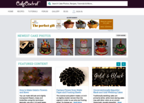 Cakecentral.com thumbnail