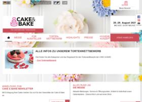 Cakedreams-messe.de thumbnail
