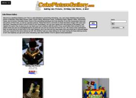 Cakepicturegallery.com thumbnail