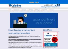 Caladine.co.uk thumbnail