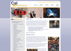 Calapprenticeship.org thumbnail