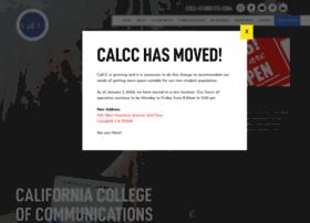 Calcc.edu thumbnail
