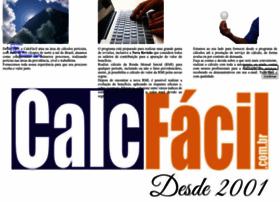 Calcfacil.com.br thumbnail