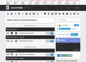 Calcio-live.stream thumbnail