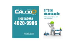 Calcioosteodfin.com.br thumbnail