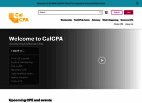Calcpa.org thumbnail