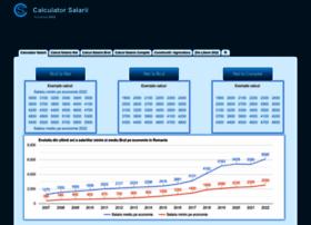 Calculator-salarii.ro thumbnail