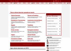 Calculoexato.com.br thumbnail
