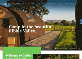 Calderfarm.co.uk thumbnail