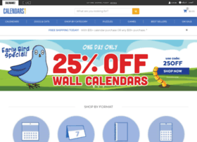 Calendars.com thumbnail