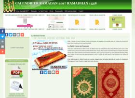 Calendrier-ramadan.com thumbnail