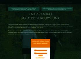 Calgarybariatric.ca thumbnail