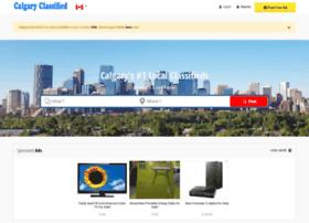 Calgaryclassified.ca thumbnail