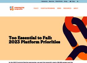 Calgarycvo.org thumbnail