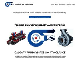 Calgarypumpsymposium.ca thumbnail