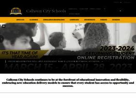 Calhounschools.org thumbnail