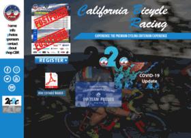 Californiabicycleracing.org thumbnail