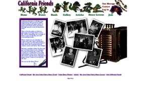 Californiafriends.org thumbnail