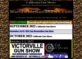 Californiagunshows.net thumbnail