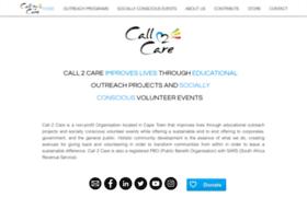 Call2care.org.za thumbnail