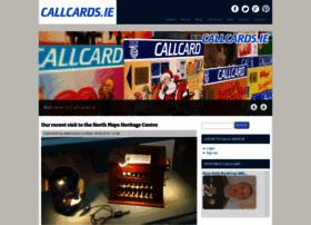 Callcards.ie thumbnail