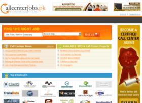 Callcenterjobs.pk thumbnail