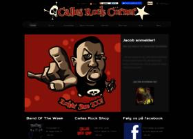 Callesrockcorner.dk thumbnail